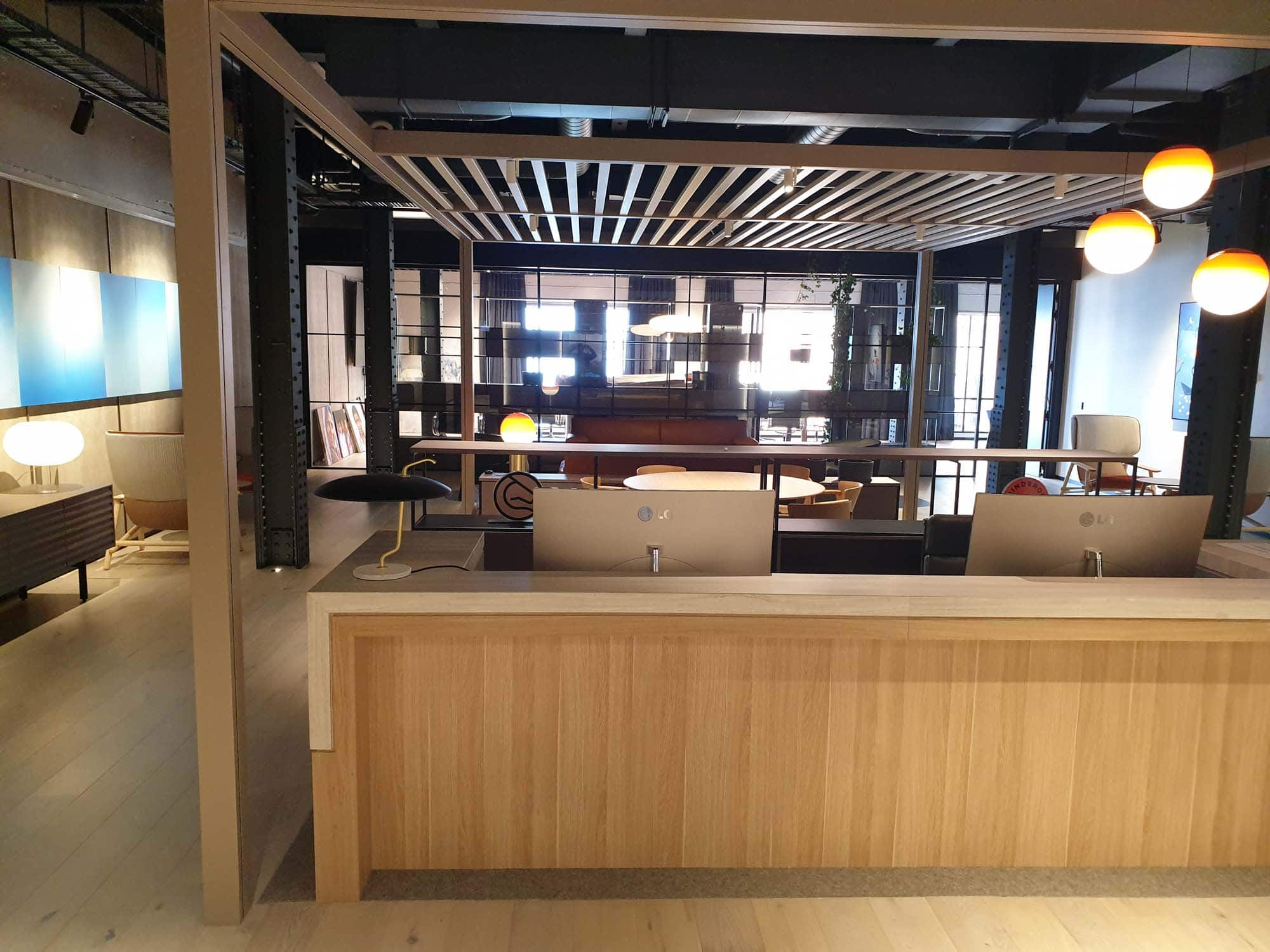 Fit Out of Minderoo Swan Brewery, Perth Western Australia