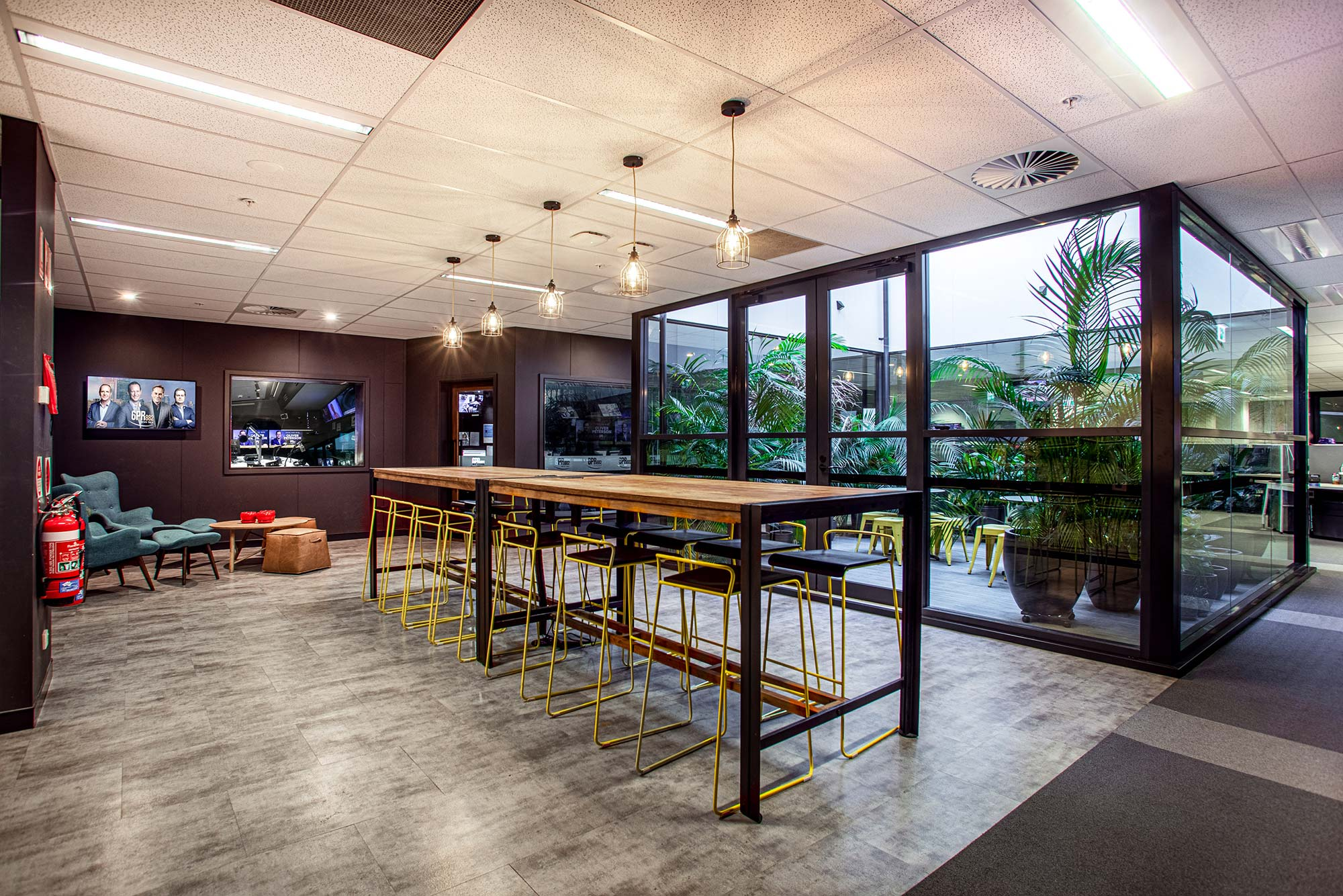 6PR Offices Commercial Fit Out