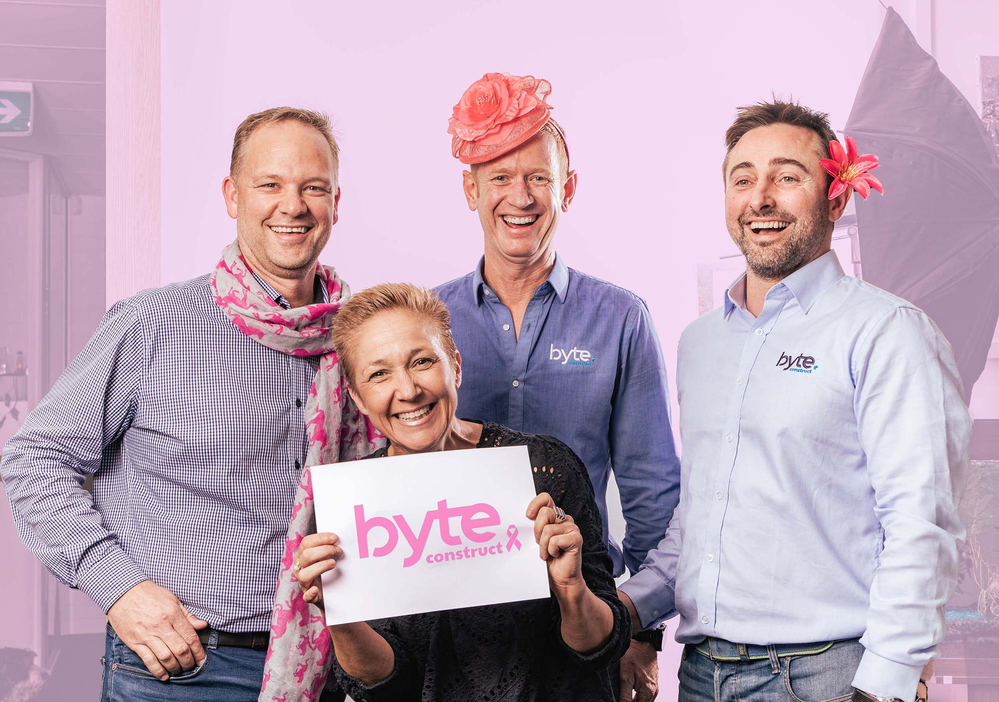 Breast Cancer Awareness Month at Byte
